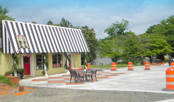 West Broad Street Streetscape Construction Watch